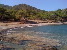 Kizlan-Gereme Bucht-Limanbasi Burnu